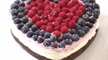 recept za sirovi cheesecake tortu sa sirom mascarponeom
