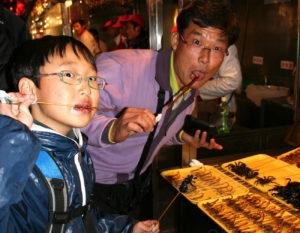 Noćna tržnica u Kini