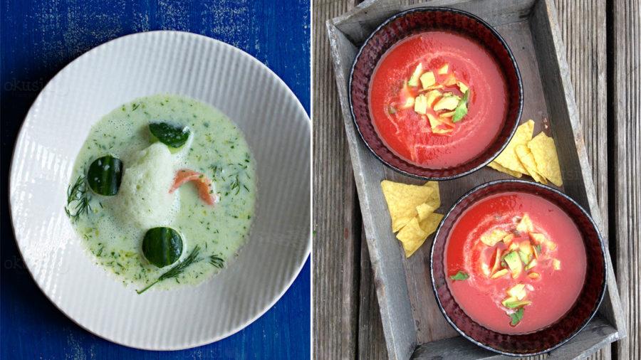 Recepti za ljetne juhe