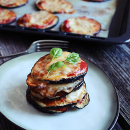 Recept za patlidžane s rajčicom i mozzarelom