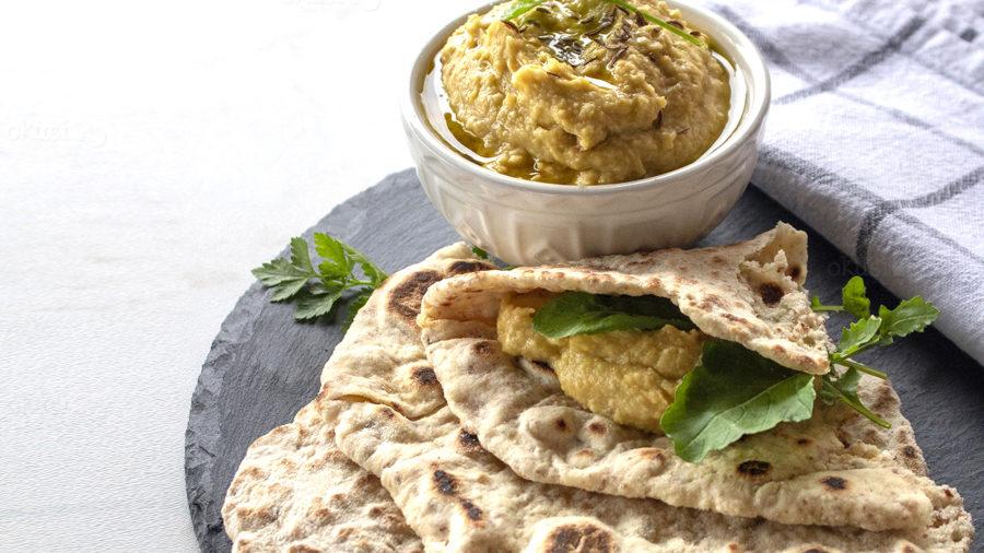 recept za humus s avokadom