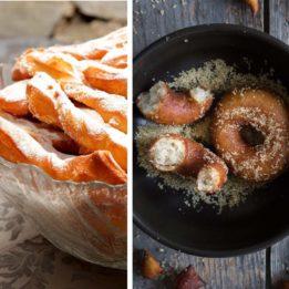 recepti za karneval: kroštule, donuts, krafne