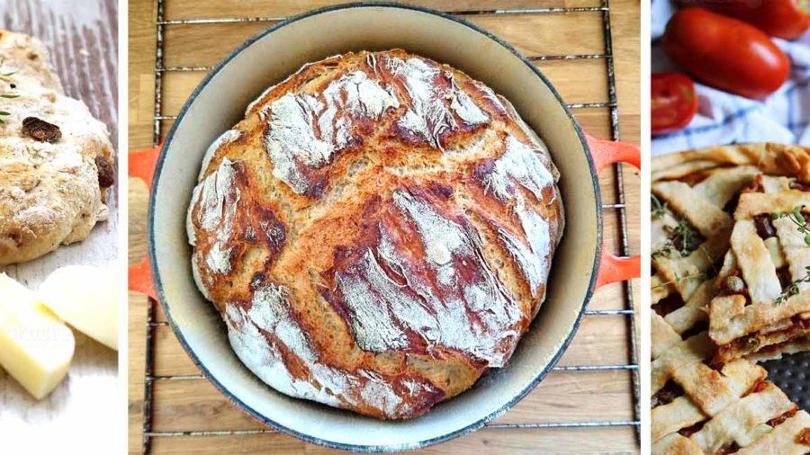 Najbolji recepti za kruhove i pogače