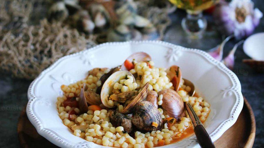 recept za fregulu sa školjkama