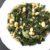 recept za mediteranski špinat s grahom
