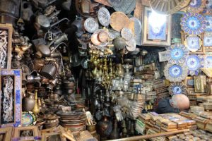 Bazar u Esfahanu, Iran