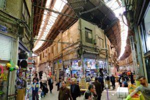 Iran bazar u Teheranu