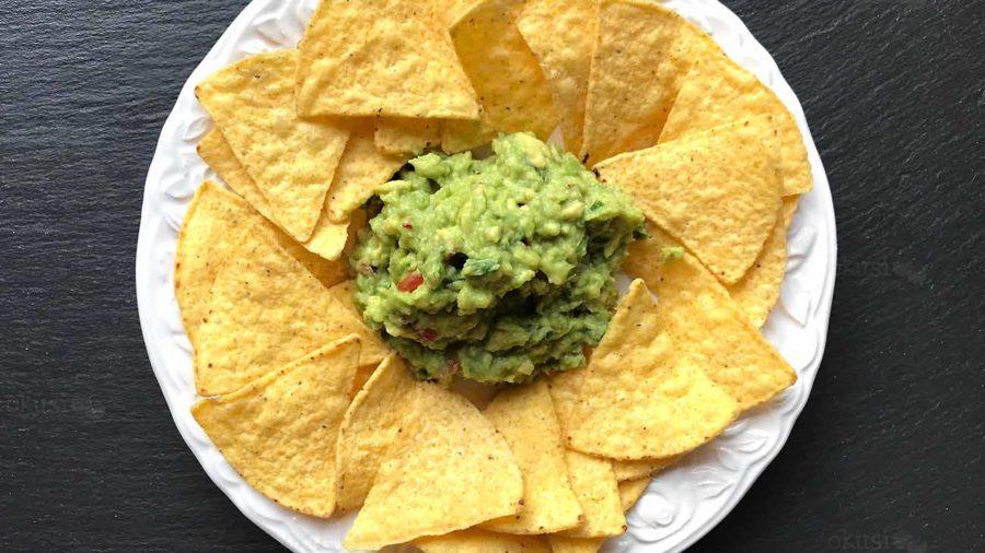 Recept za namaz od avokada guacamole
