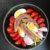 recept za salatu s odreskom tune, kratko mariniranim i zapečenim