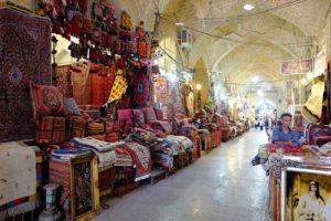 Bazar u Tabrizu, Iran