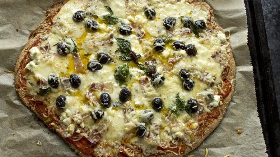 Pizza na LCHF način