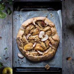 recept za galetu s jabukama