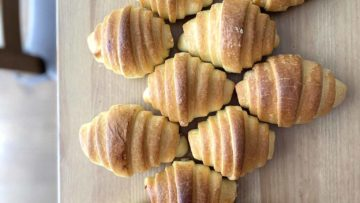 Recept za lažne kroasane (croissants)