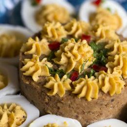 recept za pastetu od cvaraka i punjena jaja