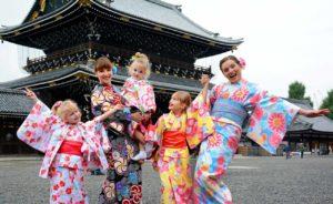 putovanja s djecom u Japan
