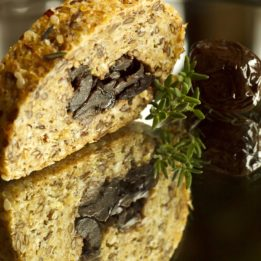 recept za francuski kruh s maslinama bez jaja na LCHF način