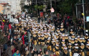 Dječja karnevalska povorka u Opatiji