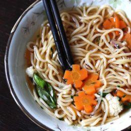 recept za japansku udon juhu