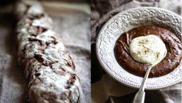 recept za danski Ollebroed kašu s pivom i čokoladom