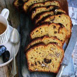 recept za kolač s bananom i grčkim jogurtom