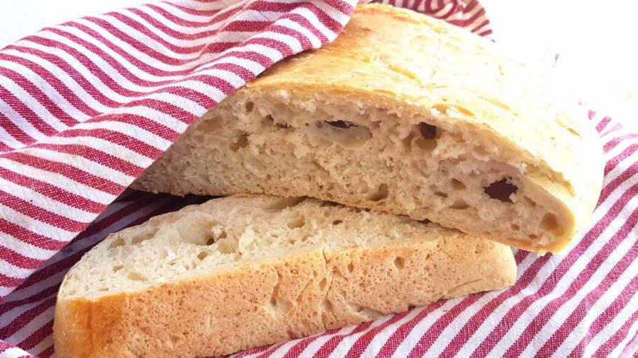 recept za mekani domaći kruh