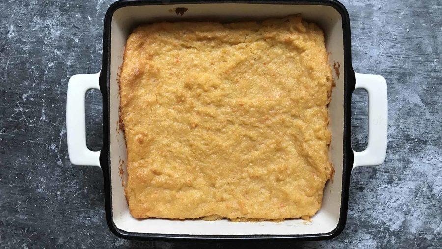 recept za nabujak od kukuruznog brašna
