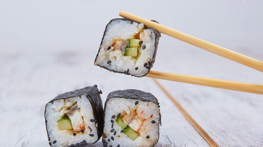 recept za makizushi rolice