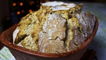 recept za LCHF Paleo kruh iz lonca