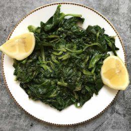 recept za špinat mišancu horta način grčka kuhinja