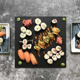 recept za Maki Sushi i Nigiri plus priprema