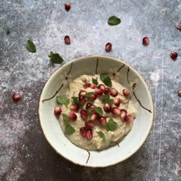 recept za namaz s patliđanom Baba Ganoush ili Moutabbal