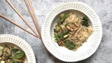 recept za pad thai tjesteninu