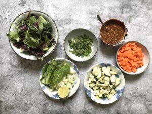 recept i sastojci za tajlandsko jelo Pad Thai
