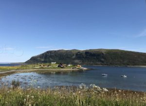 put do Nordkappa