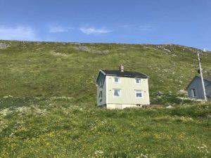 U najsvjevernijem ribarskom selu na svijetu se nalazi nekoliko raštrkanih kuća tipiičnog izgleda