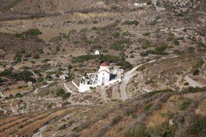 Crkvica kod sela Olympos na otoku Karpathosu