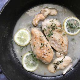 recept za grčku piletinu s limunom i češnjakom