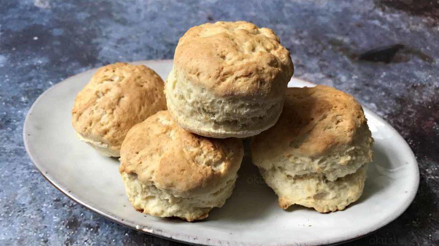 recept za engleske scones