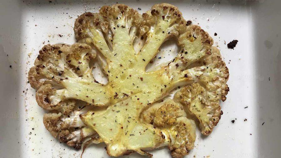 recept za odrezak steak od cvjetače - karfiola