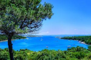 Oko Rta Kamenjaka na jugu Istarskog poluotoka