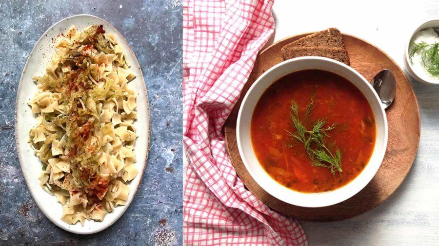 Recepti za jela sa zeljem (kupusom)