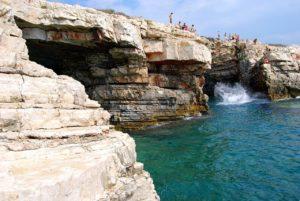 posebni Rt Kamenjak na najjužnijoj točci Istre