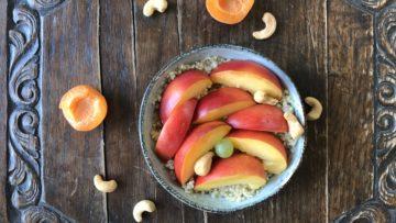 zdjelica kvinoje za doručak