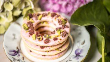 recept za kekse sa suhim cvijećem i limunom