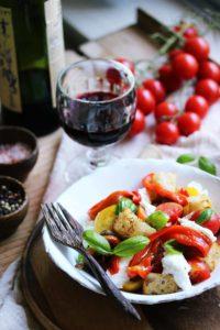 recept za salatu panzanella