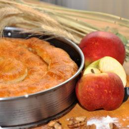 recept za štrudlu (savijaču) s jabukama i grožđem sa ŠtrudlaFesta