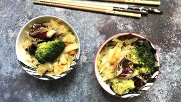 recept za povrće