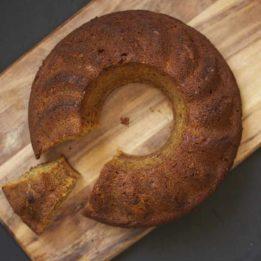recept za kolač od bundeve