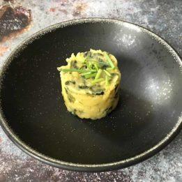 Recept za blitvu s medvjeđim lukom i krumpirom
